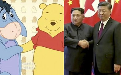 Nový Medvídek Pú se prý podobá čínskému prezidentovi, a tak disneyovku s Ewanem McGregorem v zemi promítat nebudou