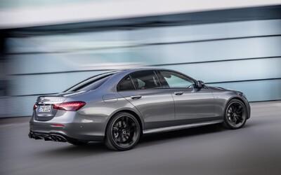 Nový Mercedes triedy E dostal rozsiahly facelift. Veľké zmeny nie sú len optické, ale aj technické