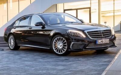 Nový Mercedes-Benz S 65 AMG: Najúspornejšia V12-ka na svete!