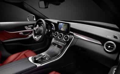 Nový Mercedes-Benz triedy C 2014! Prvé fotografie interiéru
