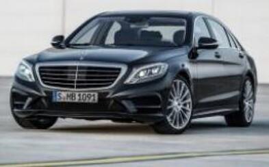 Nový Mercedes-Benz triedy S oficiálne prichádza!