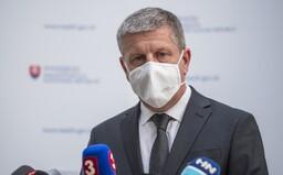 Nový minister zdravotníctva: Možno uvoľníme opatrenia, no stále máme veľa pacientov na pľúcnej ventilácii
