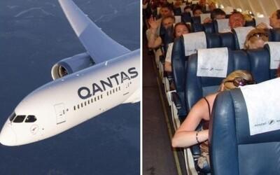 Nový nejdelší let světa trval téměř 20 hodin. Přistál v Sydney, pasažéři museli dodržovat přísný harmonogram