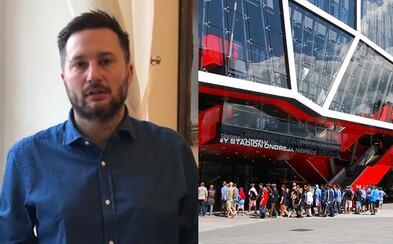 Nový primátor Bratislavy bude rozdávať lístky do luxusných skyboxov deťom a sociálne slabším rodinám
