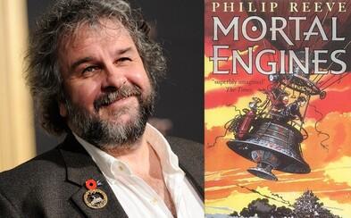 Nový projekt Petera Jacksona Mortal Engines naberá obsadenie. Kto si zahrá hlavnú úlohu v originálnej steampunkovej fantasy?