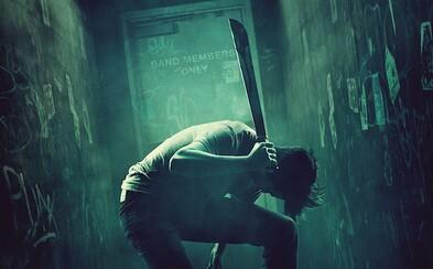 Nový R-kový trailer na horor Green Room naberá na brutalite