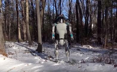 Nový robot od Googlu je nezastavitelný. Jmenuje se Atlas, ale klidně mu mohli dát jméno Terminátor