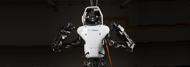 Nový robot od Googlu je nezastaviteľný. Volá sa Atlas, no kľudne mu mohli dať meno Terminátor