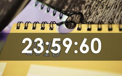 Nový rok budeme oslavovať o sekundu neskôr. Naša Zem sa totiž točí o čosi pomalšie