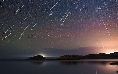 Nový rok oslaví i dechberoucí meteorický roj. Jedinečné Kvadrantidy nabídnou až 200 meteorů za hodinu