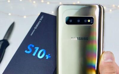 Nový Samsung Galaxy S10 bude smartphone, jaký tu ještě nebyl. Unikly ceny, parametry i zprávy o senzoru otisků prstů