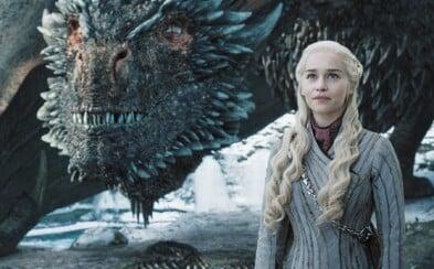 Nový seriál ze světa Game of Thrones o dracích a Targaryenech uvidíme v roce 2022