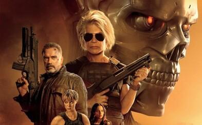 Nový Terminátor je prekvapivo dobrým filmom a séria tak môže pokračovať (Recenzia)