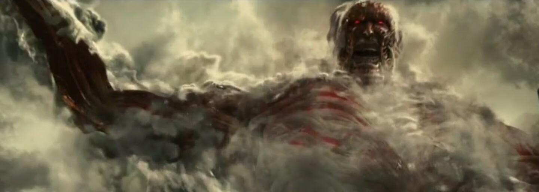 Nový trailer k filmu Attack on Titan nabízí vzrušující podívanou na válku lidstva proti kolosálním titánům