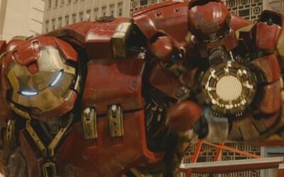 Nový trailer pro Avengers 2 je komiksovejší a akčnější, Ultron přichází!