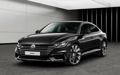 Nový Volkswagen Arteon si už môžes sám vyskladať. Svojou cenou prekvapí