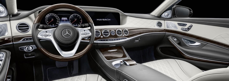 Nový vrchol německého luxusu stojí přes 12 milionů korun. Šestimístný kolos má 630 koní