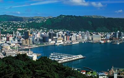 Nový Zéland ti zaplatí letenky i ubytování na týden, abys tam mohl začít nový život. Město Wellington hledá talentované mladé lidi