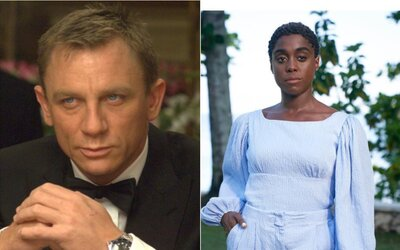 Novým agentem 007 bude žena. Daniel Craig uvolní místo nečekané tváři