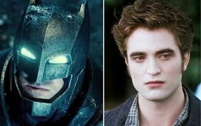 Novým Batmanem by se měl stát Robert Pattinson známý ze ságy Twilight