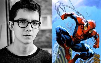 Novým Spider-Manom bude Asa Butterfield!