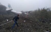 Núdzové pristáte na Ukrajine: Lietadlu vraj došlo palivo, po páde blízko mesta Ľvov hlásia prvé obete
