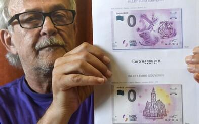Nulová bankovka sa o pár dní chystá poblázniť aj Košice. Po ošiali v Banskej Bystrici sa zberateľský kúsok objaví na východe