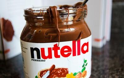 Nutella hľadá ľudí, ktorým chce platiť za jej ochutnávanie. Obľúbená pochúťka potrebuje až 60 nových pracovníkov