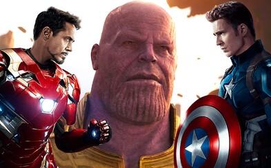 O čom bola jedna z najlepších potitulkových scén Marvelu v Infinity War a ktorá dôležitá postava sa v nej vrátila?