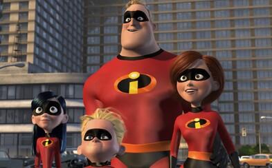 O čom bude Rodinka úžasných 2 a kedy sa bude odohrávať? John Lasseter prezradil niekoľko detailov ohľadom očakávanej pixarovky