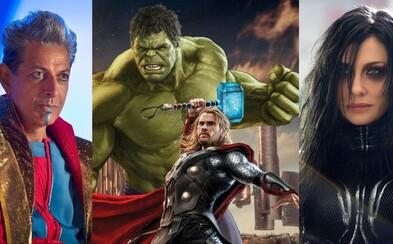 O čem bude Thor: Ragnarok, jak se na Asgard dostane Hulk a čeká nás více komedie, nebo příběh o apokalypse a zničeném Thorovi?