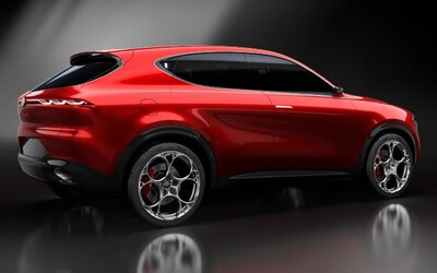 O další existenci značky Alfa Romeo může rozhodnout nové SUV. Tonale přijde již na podzim