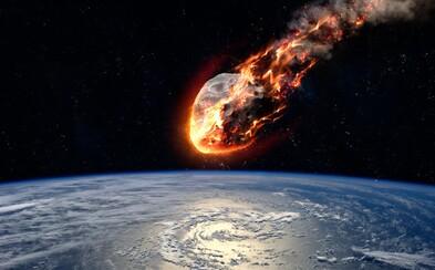 Za desítky let do Země možná narazí asteroid. NASA se ho pokusí odpálit jiným směrem