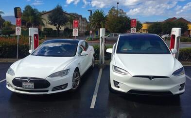 O elektromobily od Tesly je veľký záujem. Predaje automobilky sa oproti minulému roku zdvojnásobili