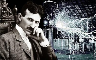 O mobilním telefonu mluvil již v roce 1909. Nikola Tesla a zajímavosti z jeho života, které (možná) neznáš