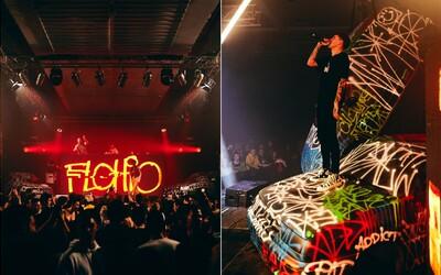 O největší party v Česku v roce 2018 se postaral NobodyListen s Addictem v obrovské hale (Fotoreport)