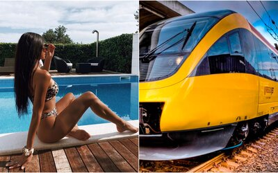 O nový vlak z Bratislavy priamo do Chorvátska je mimoriadny záujem. Dopravca sa rozhodol premávať každý deň