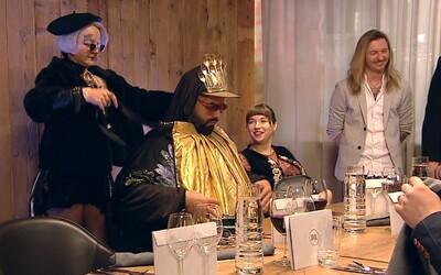 O osudu soutěžících v pořadu MasterChef rozhodovaly celebrity a chaos v kuchyni