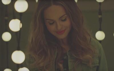 O priazeň nielen slovenských poslucháčov sa uchádza mladý spevácky talent Lina Mayer