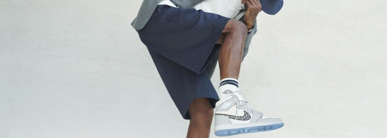 O tenisky Dior x Air Jordan 1 projevilo zájem 5 milionů lidí. Dostupných je přitom jen 8 000 párů