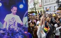 O živote LGBTI ľudí v Bratislave sme sa rozprávali s aktivistom iniciatívy Inakosť a riaditeľom gay baru Tepláreň Café Romanom Samotným
