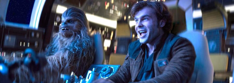 Obaja Han Solovia na jednom mieste. Pozrite si vtipný výstup Harrisona Forda uprostred rozhovoru Aldena Ehrenreicha