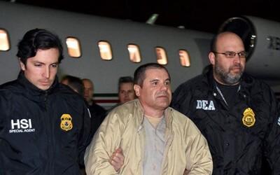 Obávaný drogový baron El Chapo startuje vlastní značku oblečení. Ani vězení mu nebrání v novém byznysu