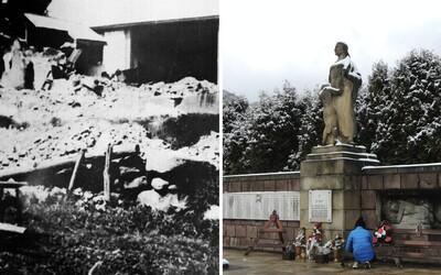 Obce Ostrý Grúň a Kľak pred 75 rokmi vypálili nacisti. Masaker neprežilo 148 ľudí, vyvraždili ajženy a deti