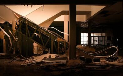 Obchodní centra se kvůli nákupům přes internet mění na opuštěné ruiny. Dopadnou takto i v našich končinách?