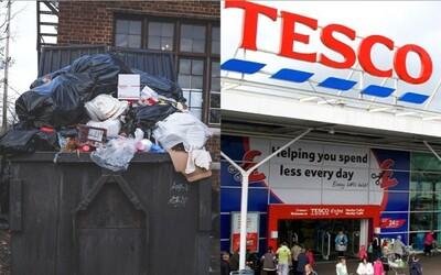Obchody majú zbytočné jedlo darovať charite a potraviny prídu o dátum spotreby. Slovensko sa snaží chrániť životné prostredie