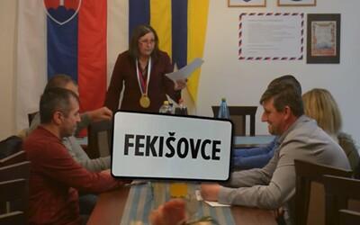 Obec Fekišovce riadi gestapáčka s poslancami, ktorí nevedia používať internet. Vyzerá takto regionálna politika na Slovensku?