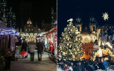 Obešli jsme vánoční trhy v Praze. Kam jít za tou nejlepší atmosférou a kde si dát nejlevnější svařák?
