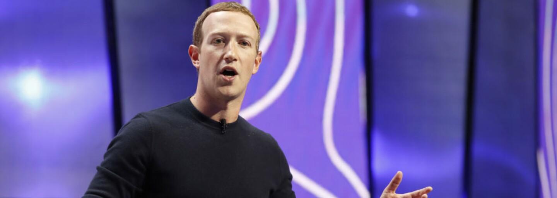 Obětí úniku telefonních čísel a soukromých adres z Facebooku je i zakladatel Mark Zuckerberg