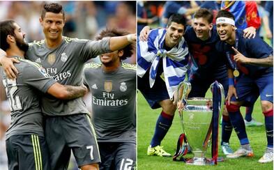 Obháji Barcelona prvenstvo alebo kto zasadne na európsky futbalový trón v tejto sezóne?